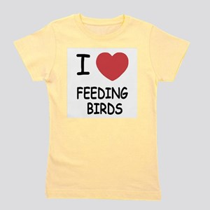 FEEDINGBIRDS Girl's Tee