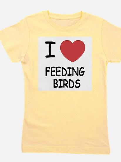 FEEDINGBIRDS.png Girl's Tee