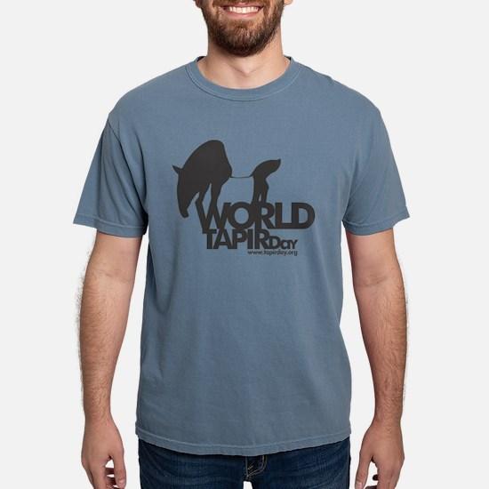Unique Tapir Mens Comfort Colors Shirt