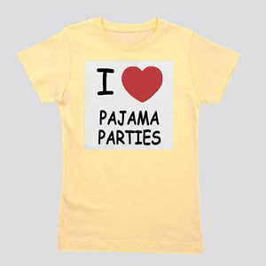 PAJAMAPARTIES Girl's Tee