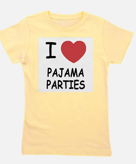 PAJAMAPARTIES.png Girl's Tee