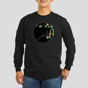 Florida Panther Long Sleeve Dark T-Shirt