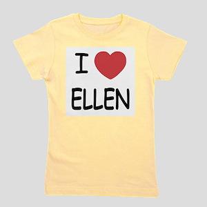 ELLEN Girl's Tee