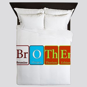 Brother Queen Duvet