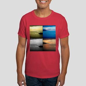 Quadriptych seascape T-Shirt