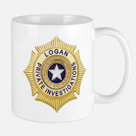 Official Logan PI mug