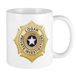 Official Logan PI mug