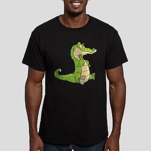 Thinking Crocodile T-Shirt
