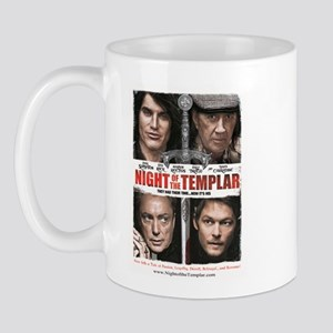 Night of the Templar Mug