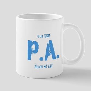 P.A.why Mug