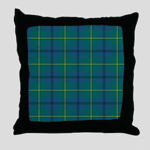 Tartan - Johnstone Throw Pillow