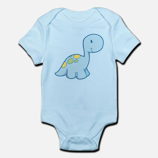 Cute Baby Dinosaur Body Suit