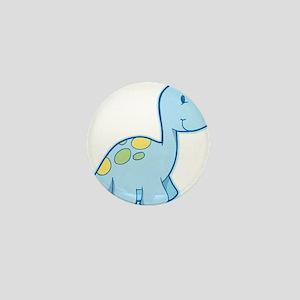 Cute Baby Dinosaur Mini Button