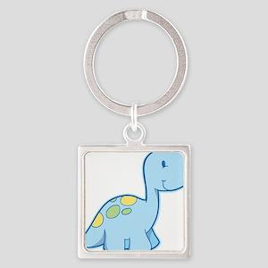 Cute Baby Dinosaur Keychains