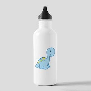 Cute Baby Dinosaur Water Bottle