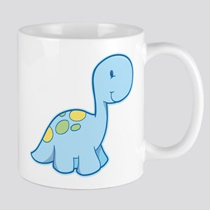 Cute Baby Dinosaur Mug