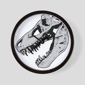 Dinosaur Skeleton Wall Clock