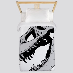 Dinosaur Skeleton Twin Duvet
