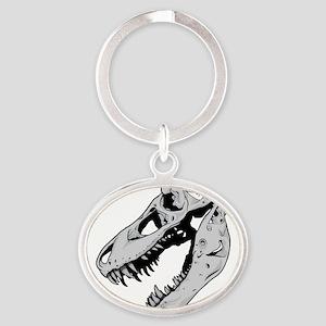 Dinosaur Skeleton Keychains