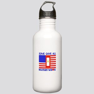 Some Gave All Widow Water Bottle