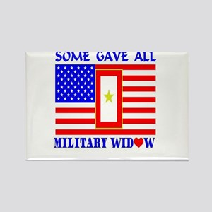 Some Gave All Widow Rectangle Magnet