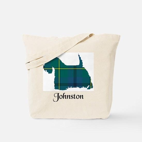 Terrier - Johnston Tote Bag