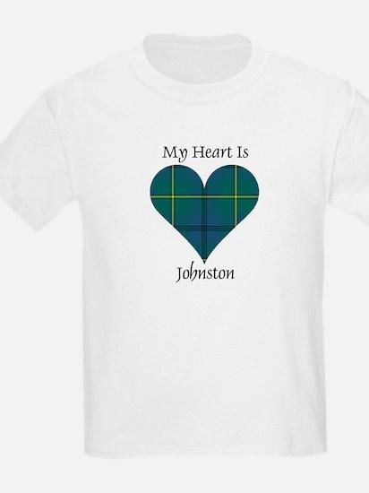 Heart - Johnston T-Shirt