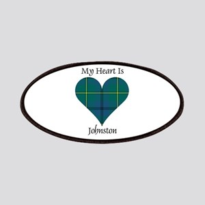 Heart - Johnston Patches