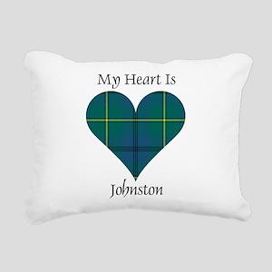 Heart - Johnston Rectangular Canvas Pillow