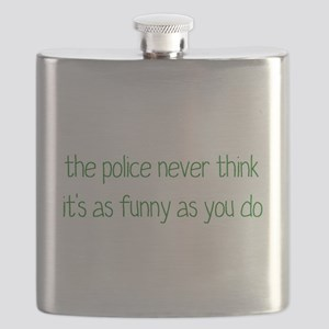 Not Funny Flask