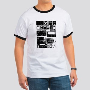 Pedal Board black T-Shirt