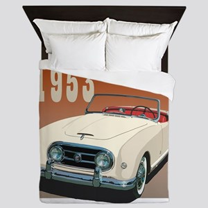 1953 In Cream Queen Duvet
