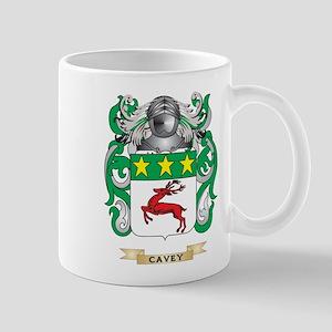 Cavey Coat of Arms Mug
