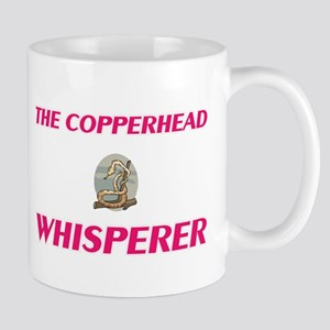 The Copperhead Whisperer Mugs