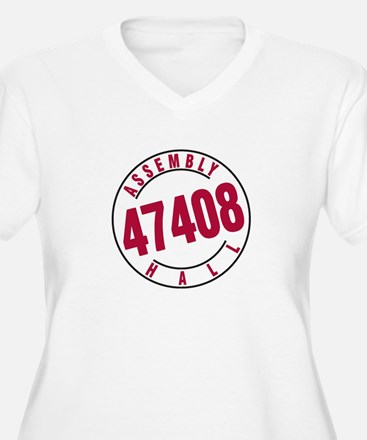Assembly Hall 47408 Plus Size T-Shirt