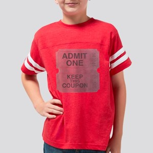 coupontrans Youth Football Shirt