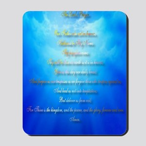 The Lords Prayer Mousepad