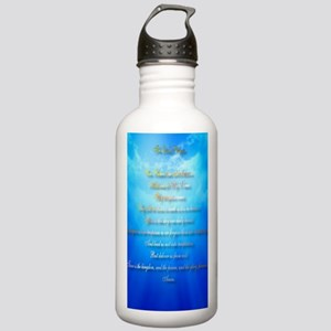 The Lords Prayer Stainless Water Bottle 1.0L