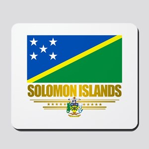 Solomon Islands (Flag 10)2 Mousepad