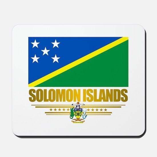 Solomon Islands (Flag 10)2.png Mousepad
