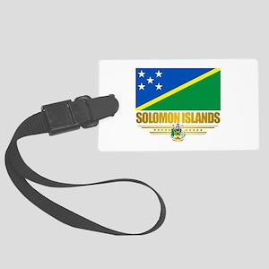 Solomon Islands (Flag 10)2 Luggage Tag