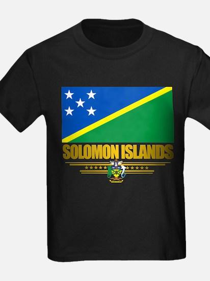 Solomon Islands (Flag 10)2.png T-Shirt