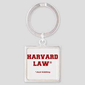 harvard-law-fresh-crimson Keychains