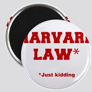 harvard-law-fresh-crimson Magnet
