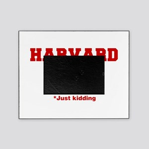 Law school picture frames cafepress harvard law fresh crimson picture frame reheart Gallery