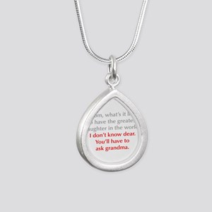 greatest-daughter-opt-gray-red Necklaces