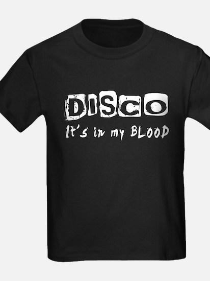 Disco dance Designs T