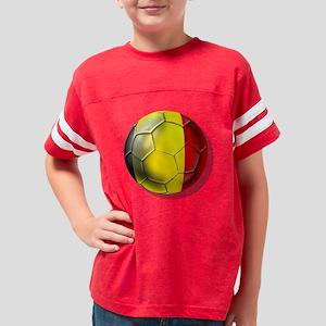 Belgium Football Youth Football Shirt