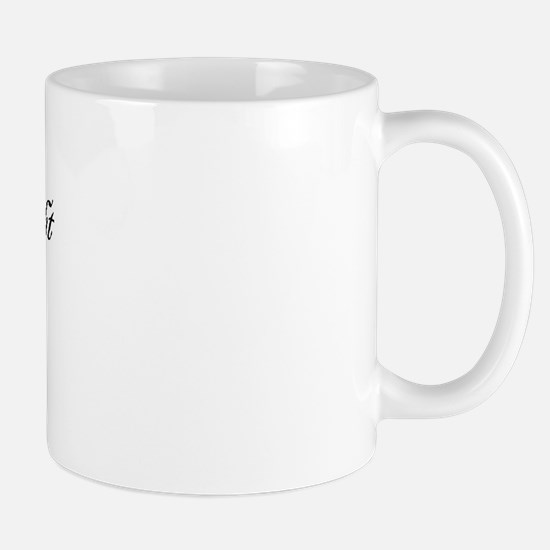 You have the right to remain  Mug