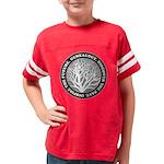 discovergreydark Youth Football Shirt